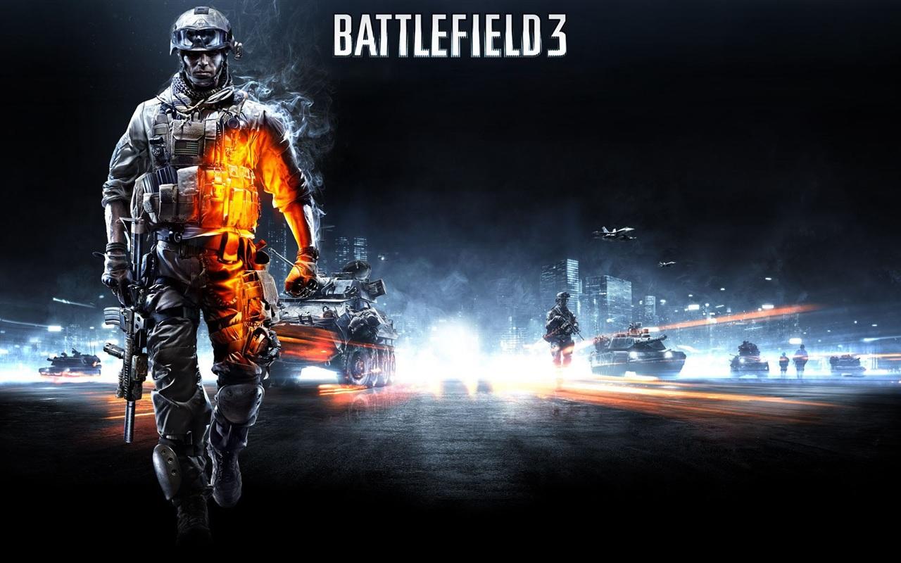 Battlefield 3 Обои   1280x800 скачать обои   RU.Best ...: ru.best-wallpaper.net/battlefield-3_1280x800.html