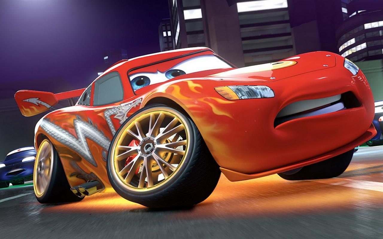 De Descarga Rayo Mcqueen En Cars 2 Fondos De Pantalla 1280x800