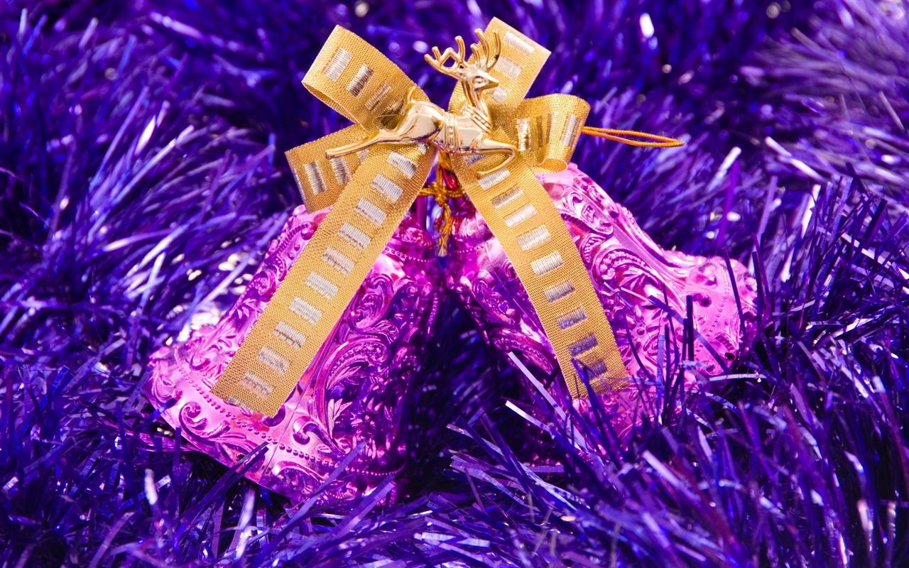 The purple bells of christmas 1280x800 jpg