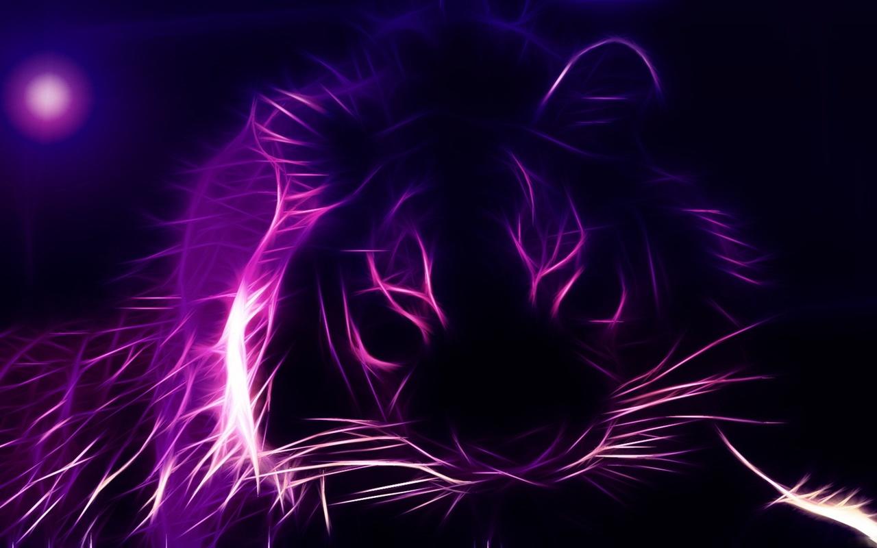 Cara del tigre dise o gr fico abstractive fondos de for Disenos de fondos