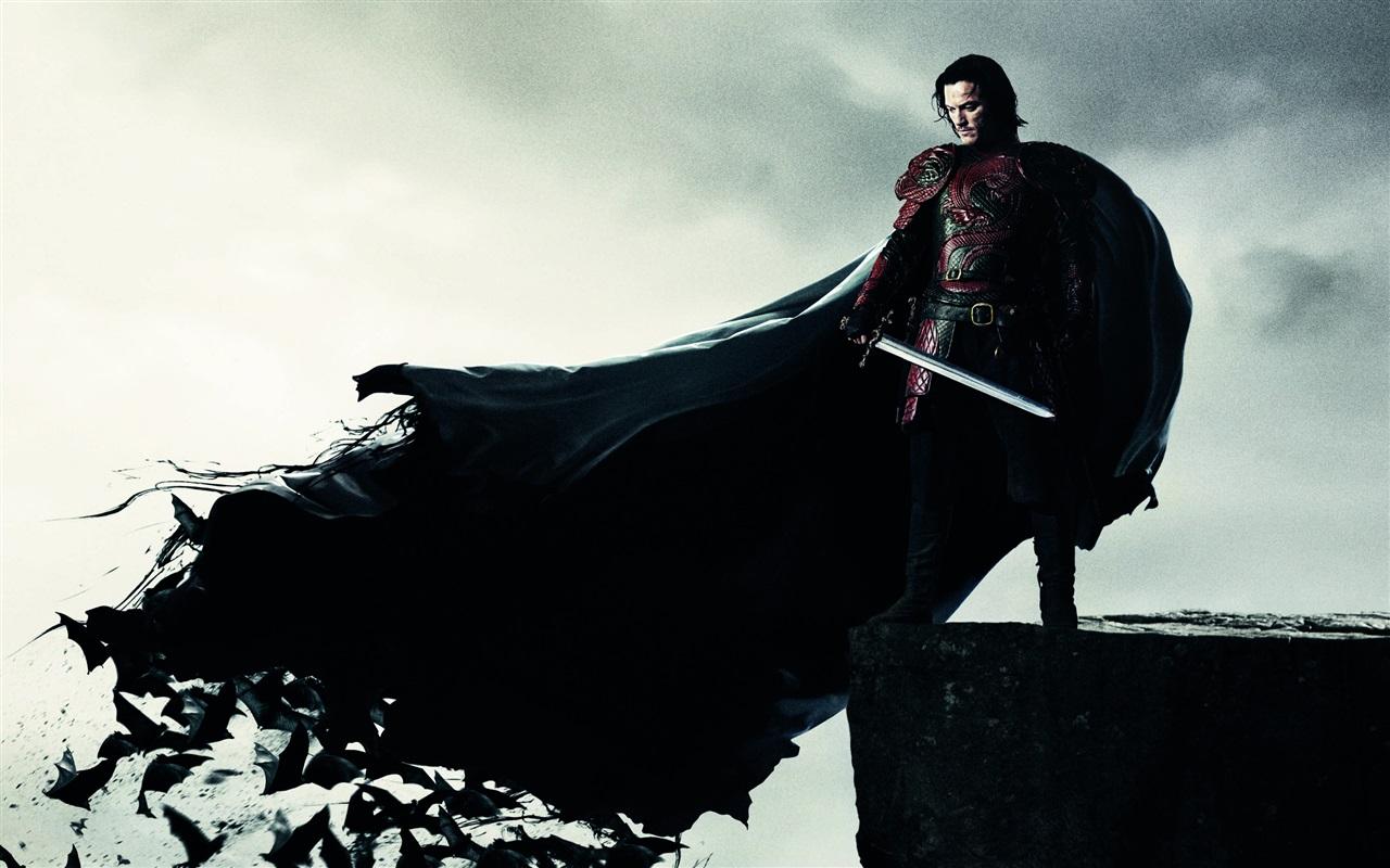 Wallpaper Dracula Untold 2014, Luke Evans 2560x1600 HD ...