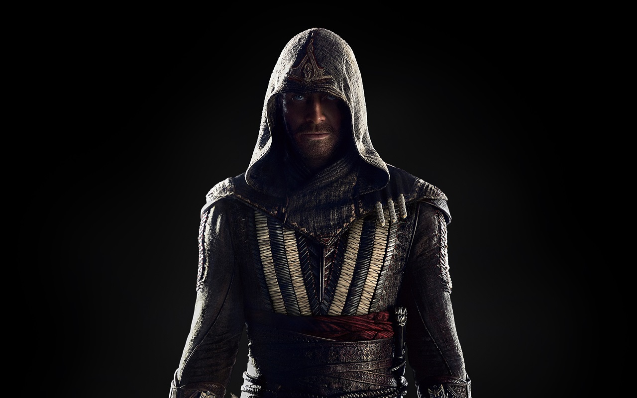 1280x800 HD Wallpaper Michael Fassbender, Assassin's Creed 2016 movie