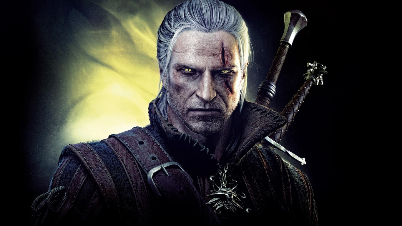 The Witcher 2: Assassins of Kings wallpaper - 1366x768