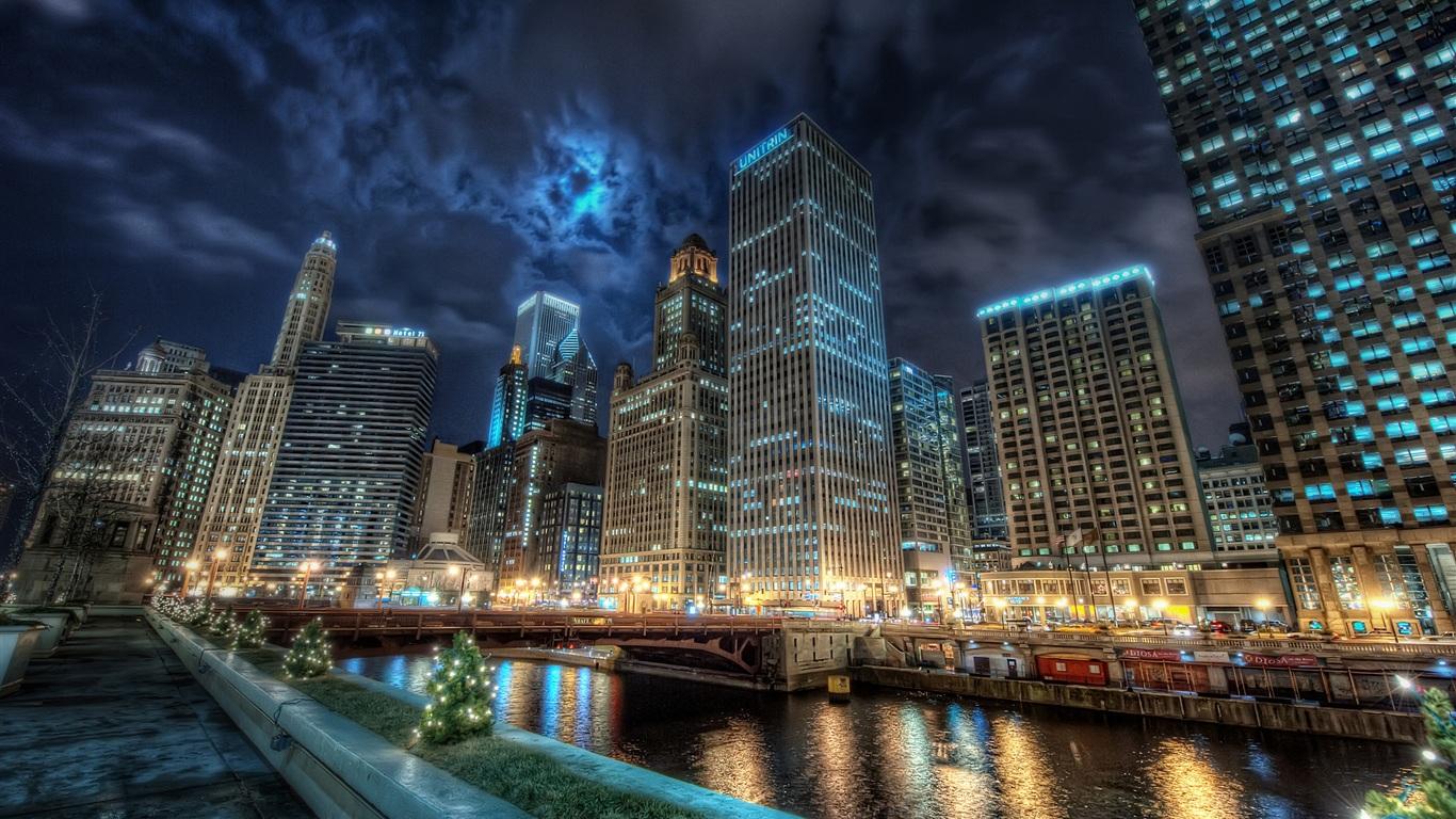 Chicago Christmas Lights