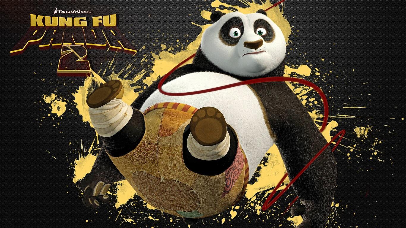 Wallpaper Po In Kung Fu Panda 2 1920x1200 Hd Picture Image