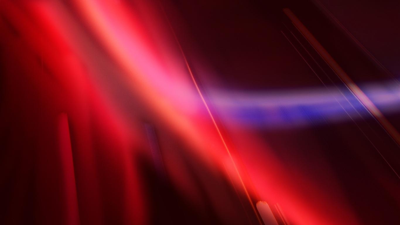 Fondo abstracto de color rojo Fondos de pantalla