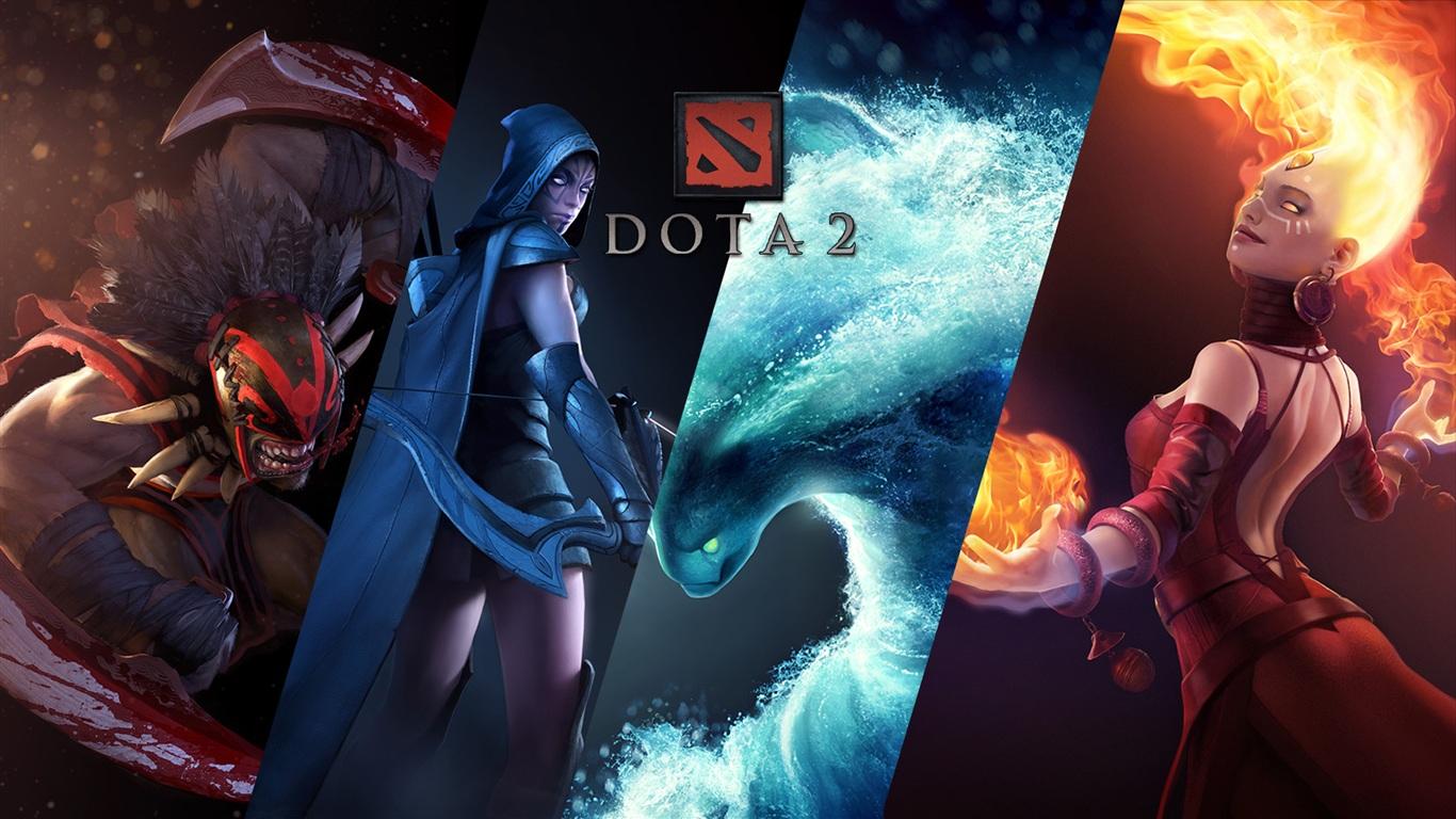 free download wallpaper dota 2