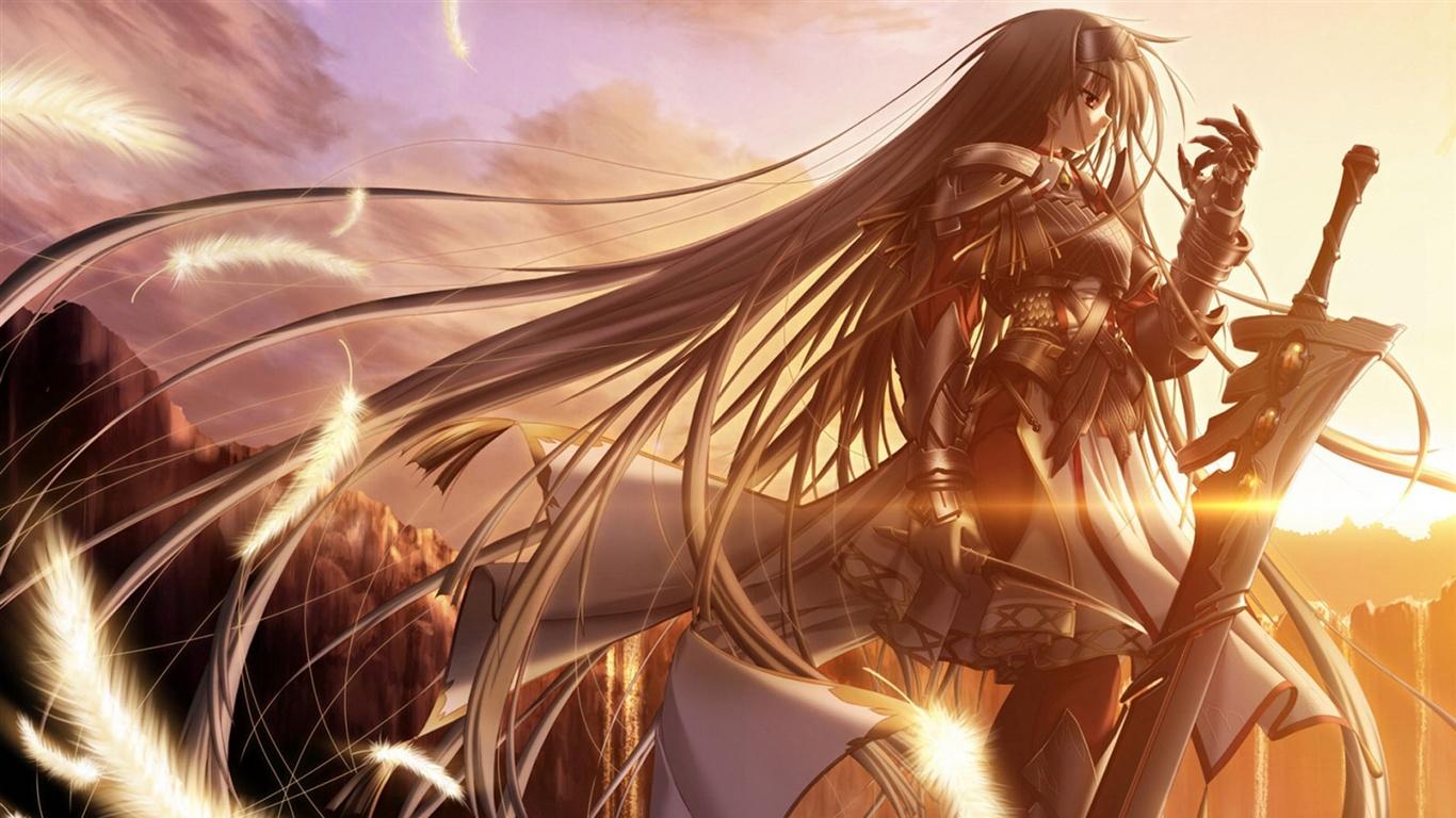 Fondos de pantalla golden sun anime girl 1920x1200 hd imagen Imagenes wallpaper anime