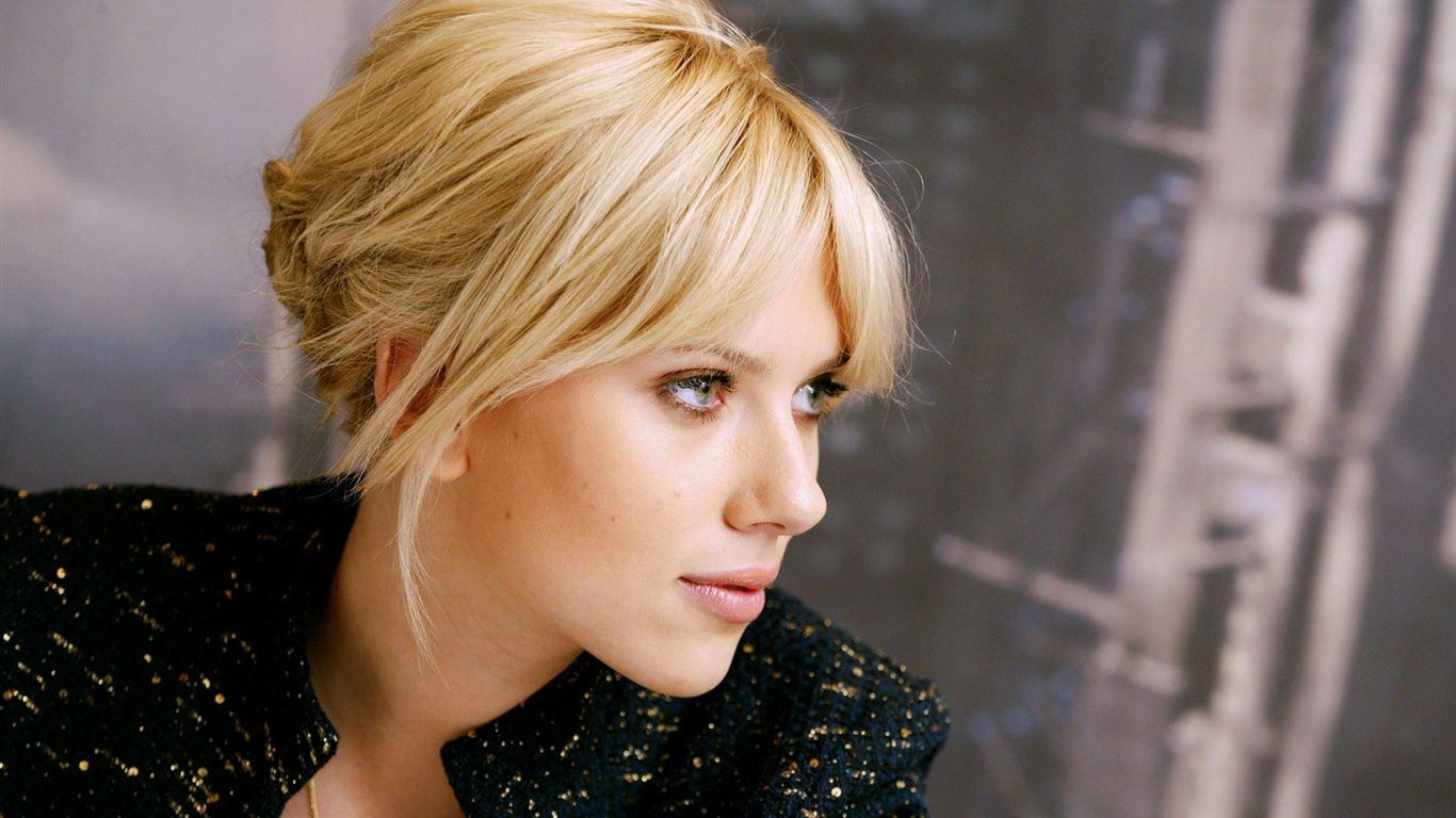 Wallpaper Scarlett Johansson 03 1920x1200 HD Picture Image