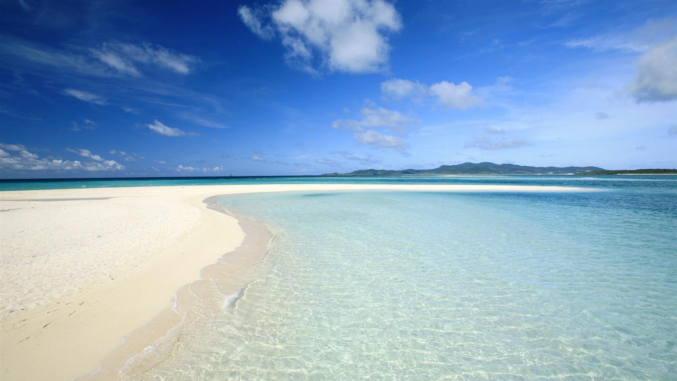壁紙 海とビーチ 19x10 Hd 無料のデスクトップの背景 画像