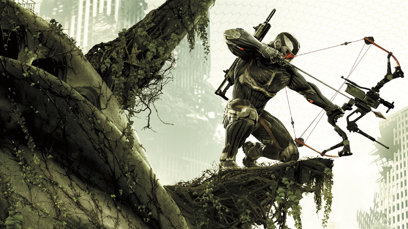Wallpaper Crysis 3 Hd Game 1920x1080 Full Hd 2k Picture Image