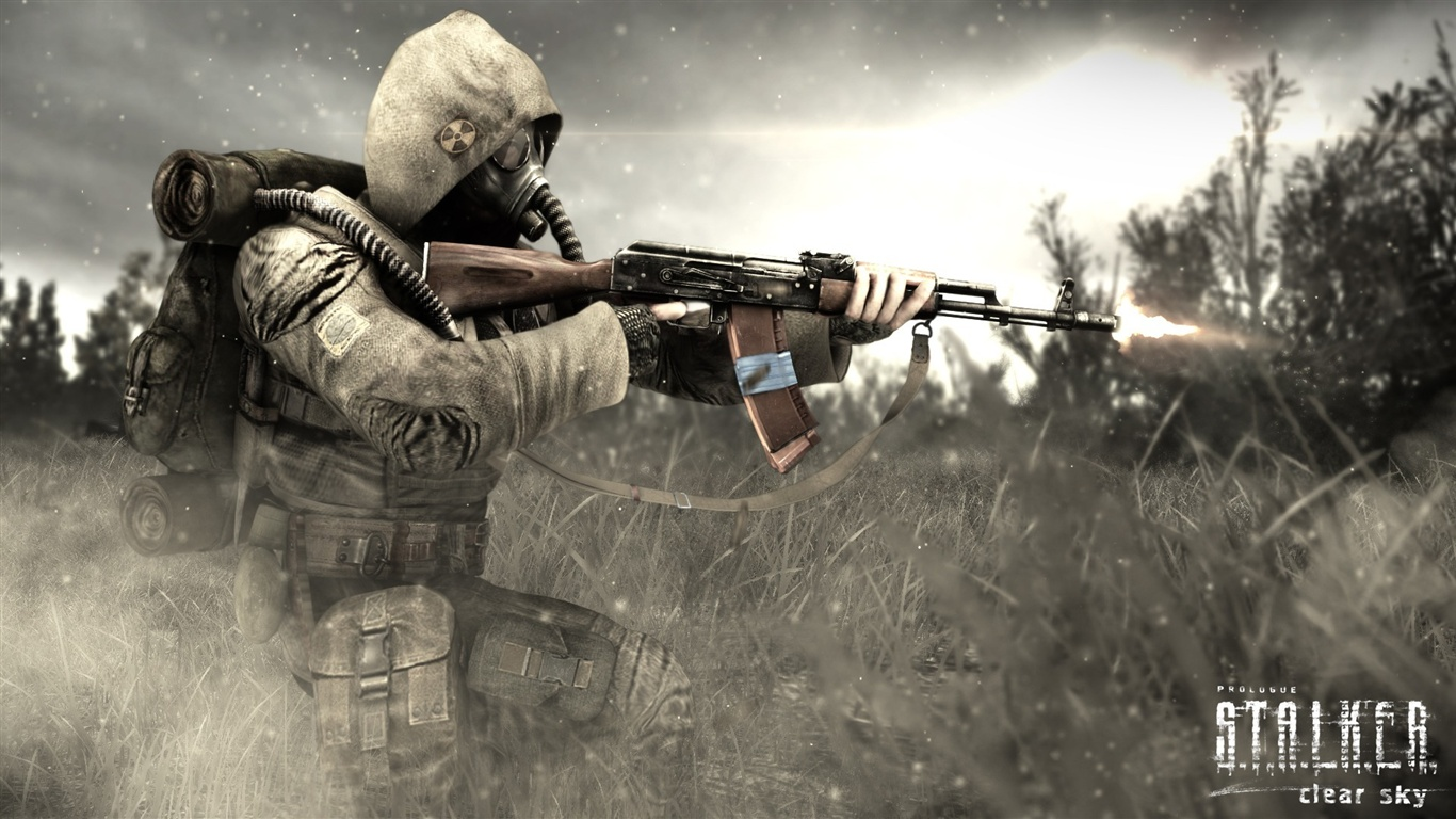 Wallpaper Stalker Clear Sky 1920x1080 Full Hd 2k Picture Image