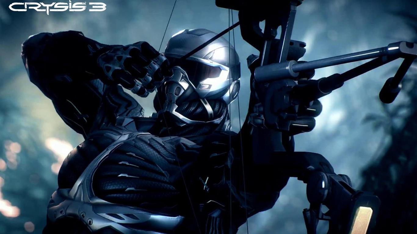 Crysis 3 2013 Video Game 4k Hd Desktop Wallpaper For 4k: Papéis De Parede Crysis Jogo Para PC 3 1920x1200 HD Imagem