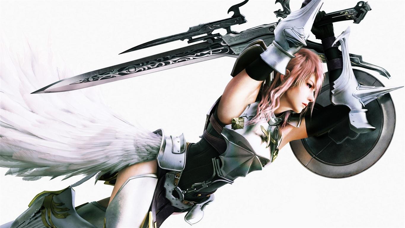 Final Fantasy 13 2 Wallpaper: Wallpaper Final Fantasy XIII-2 Game HD 1920x1080 Full HD