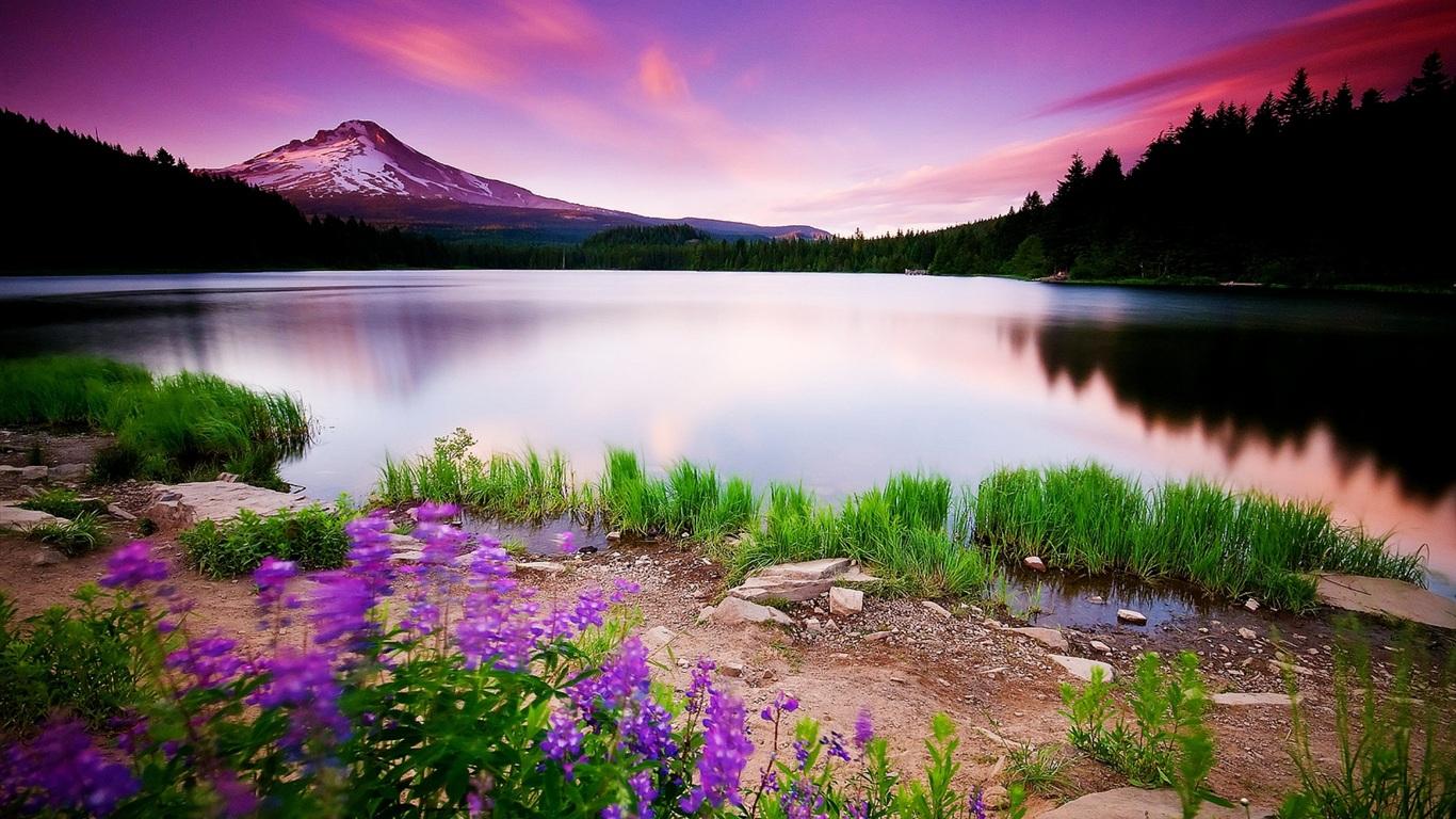 lake wallpaper 1366x768 - photo #40