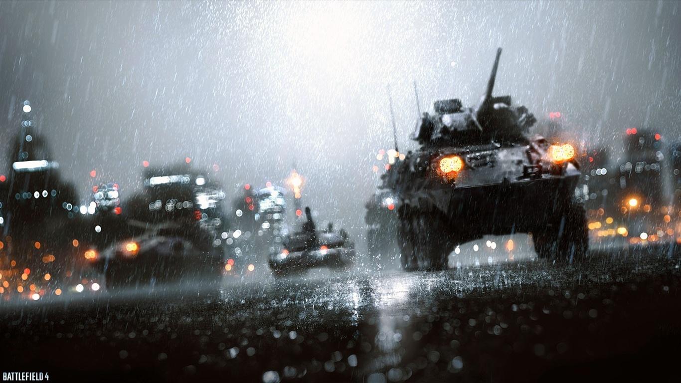 download wallpaper 1366x768 battlefield 4 widescreen hd
