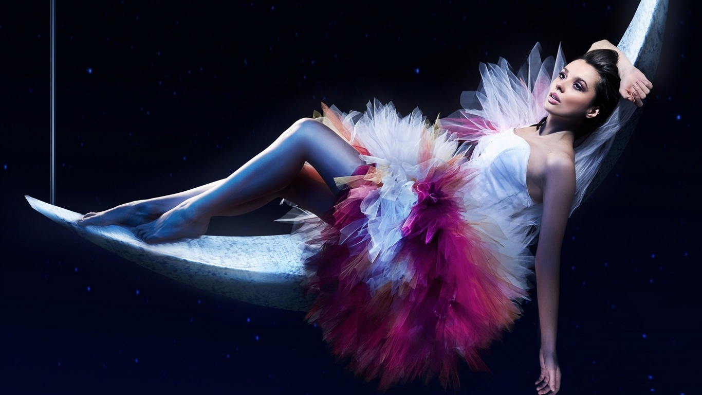 Hintergrundbilder beschreibung: ballerina schöne mädchen