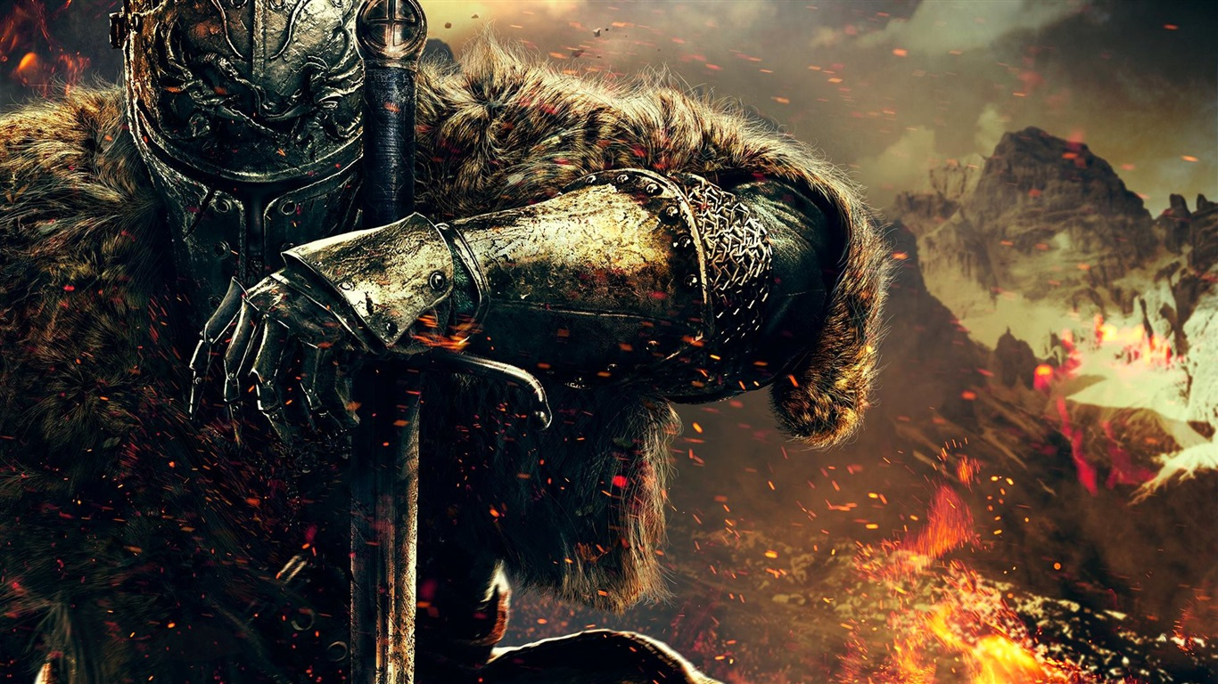 Dark Souls 2 Wallpapers Hd Download: Wallpaper Dark Souls 2 HD 1920x1080 Full HD 2K Picture, Image