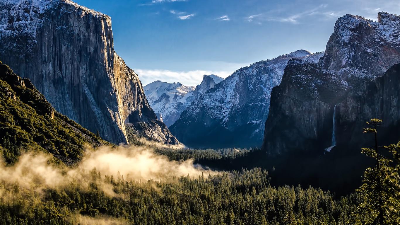 Hintergrundbilder yosemite usa kalifornien yosemite for Schreibtisch yosemite
