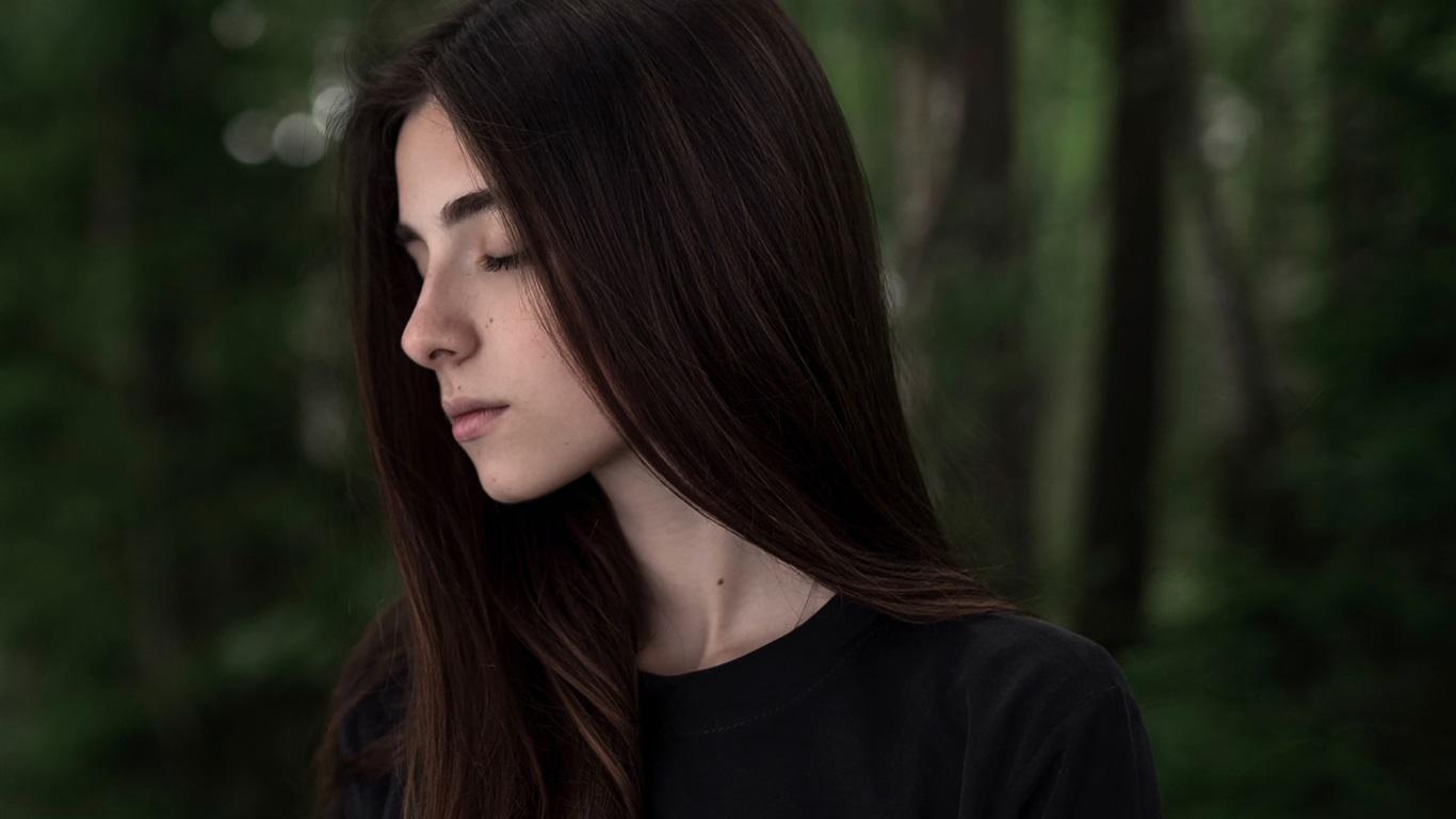 Anastasia aus kommerziellen mädchen