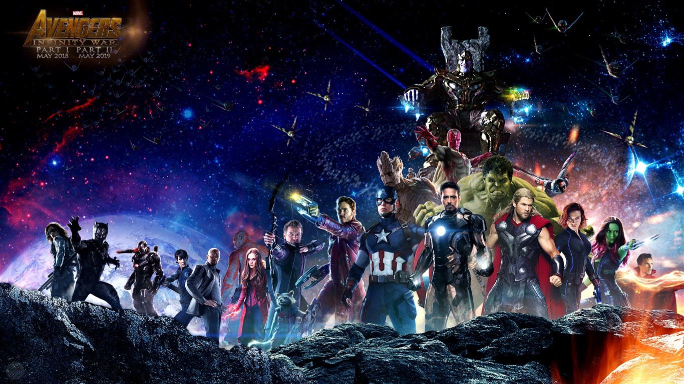 Avengers Infinity War 2018 Thanos 4k Uhd 3 2 3840x2560: Fonds D'écran Avengers 3: Infinity War 2018 3840x2160 UHD