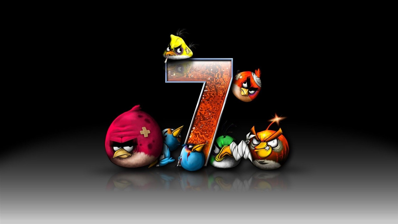 Fondos De Pantalla Angry Birds Windows 7 1920x1080 Full Hd