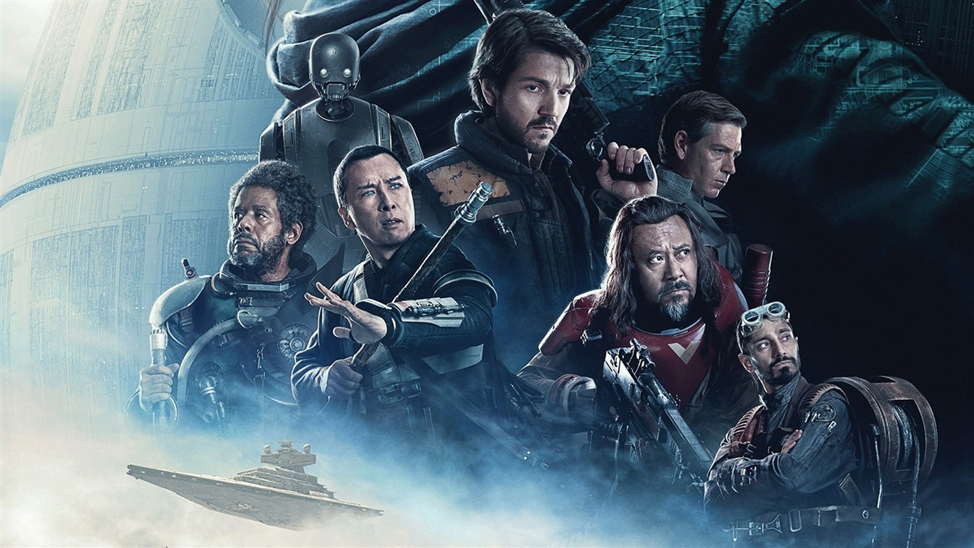 Wallpaper Rogue One A Star Wars Story 1920x1080 Full Hd 2k Picture Image