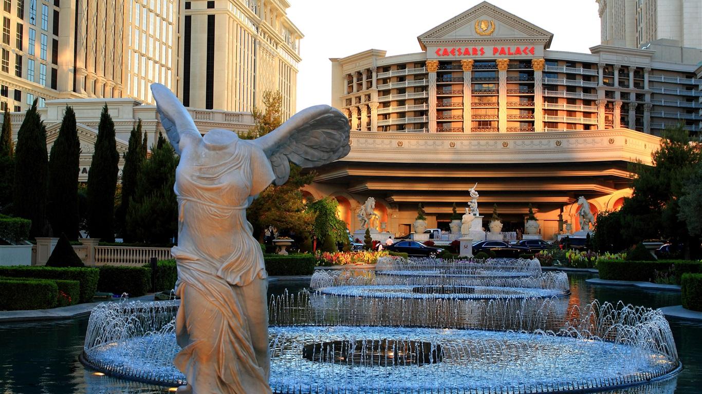 Wallpaper las vegas usa caesars palace fountain for Las vegas fountain