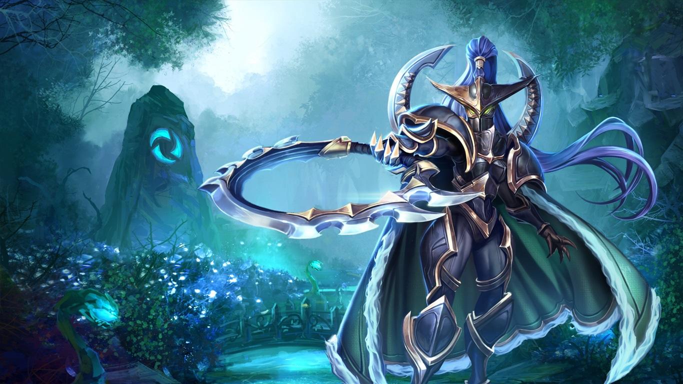 Wallpaper World Of Warcraft Warrior Mask 1920x1080 Full Hd 2k