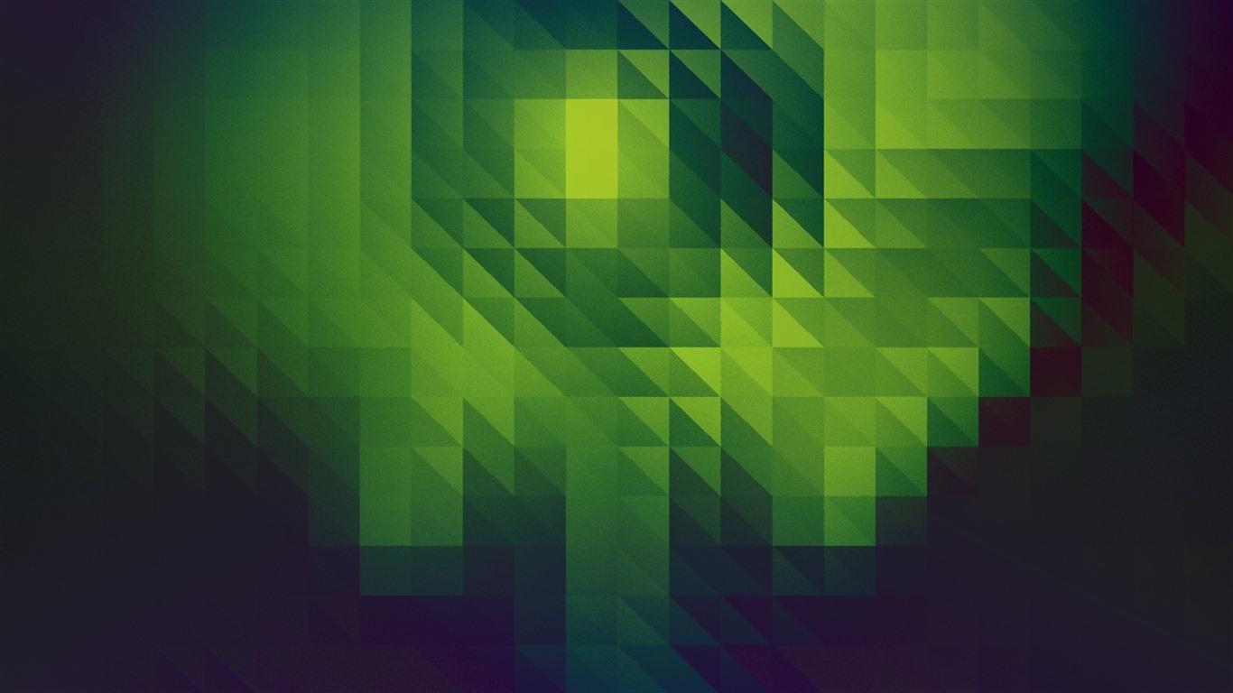 Wallpaper Green Abstract Background Texture 2560x1440 Qhd