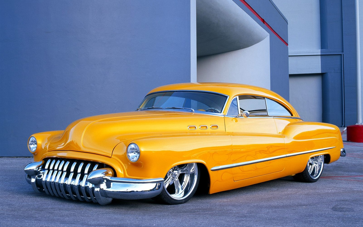 Description: 1950 Buick