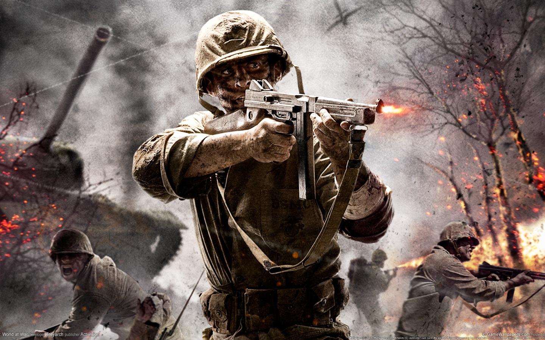 Wallpaper Call Of Duty: World At War 1920x1080 Full HD
