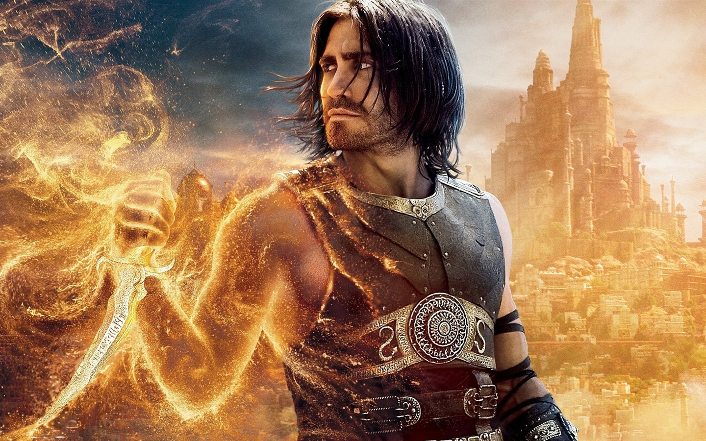 Download Wallpaper 1440x900 Prince of Persia: The ...