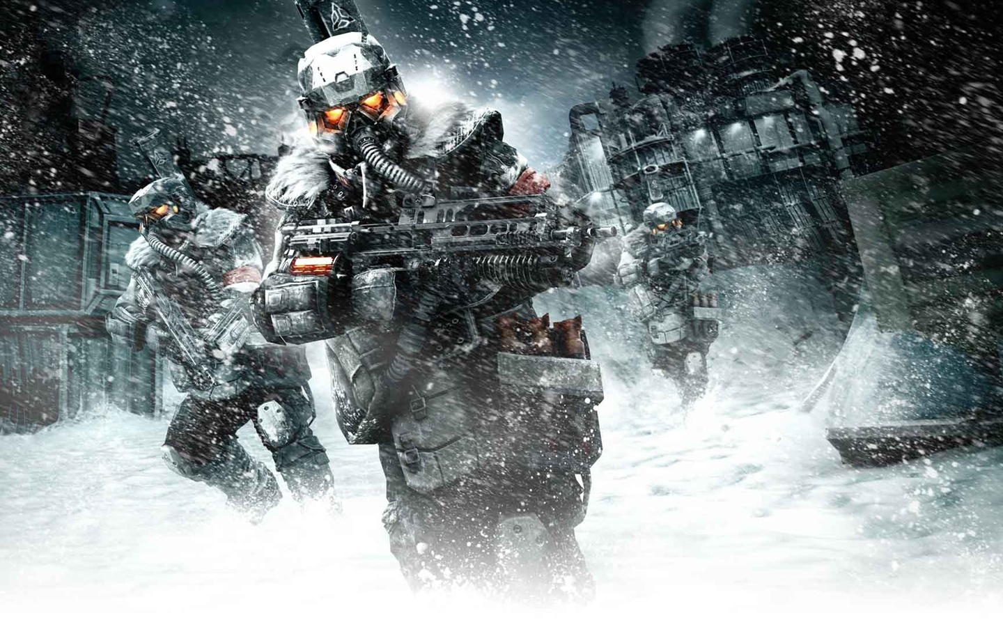 Download Wallpaper 1440x900 Killzone 3 HD HD Background