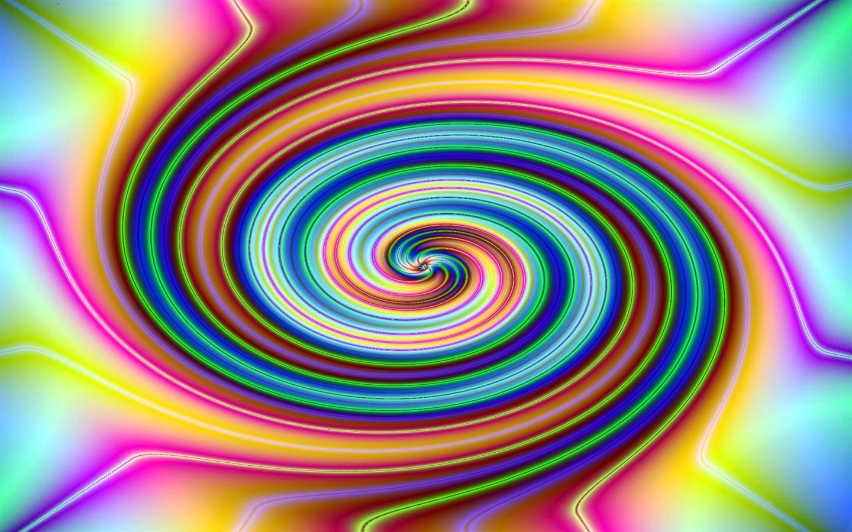 Papéis de Parede Vórtice abstrato colorido 1920x1200 HD imagem - photo#31