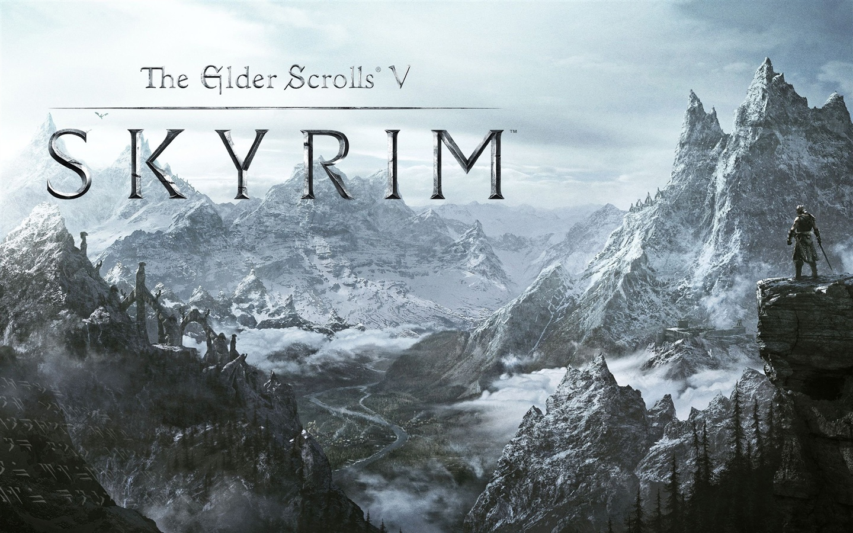 Elder Scrolls V Скайрима HD Обои 1440x900 скачать обои RU.Best