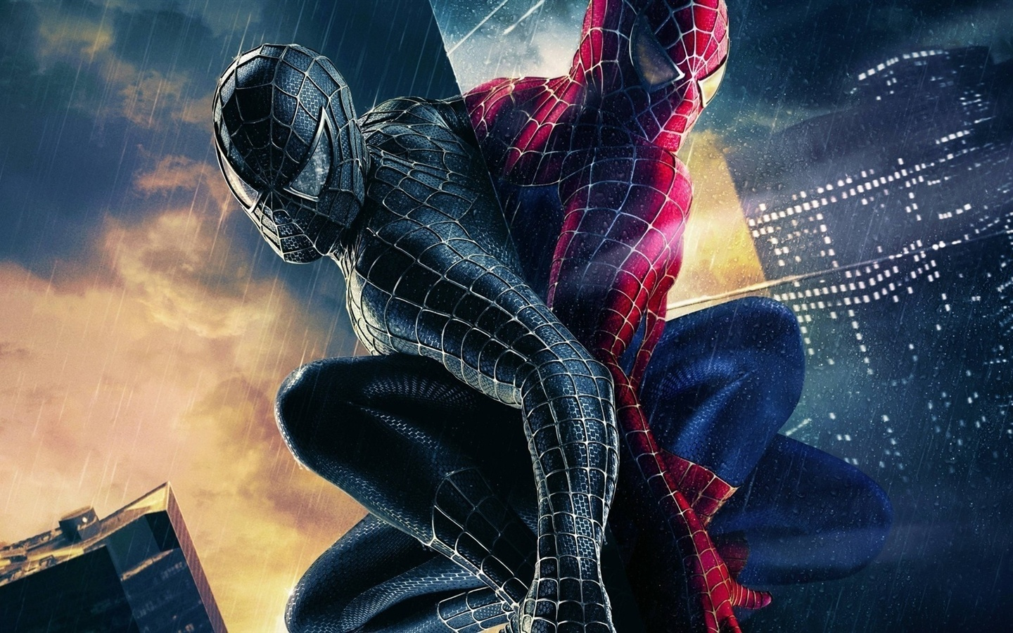 Two Spider-Man wallpaper - 1440x900