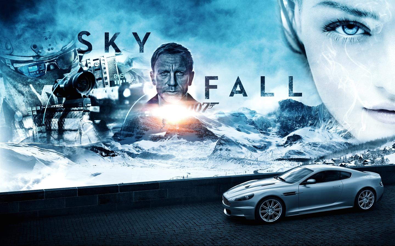 James Bond Skyfall 007 Wallpapers 2012  The Smashable