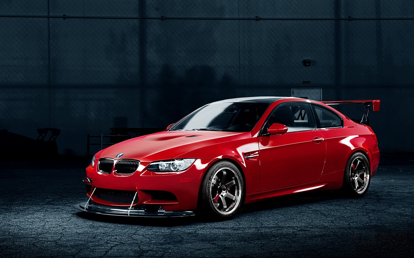 Wallpaper Bmw M3 Red Car 1920x1200 Hd Picture Image