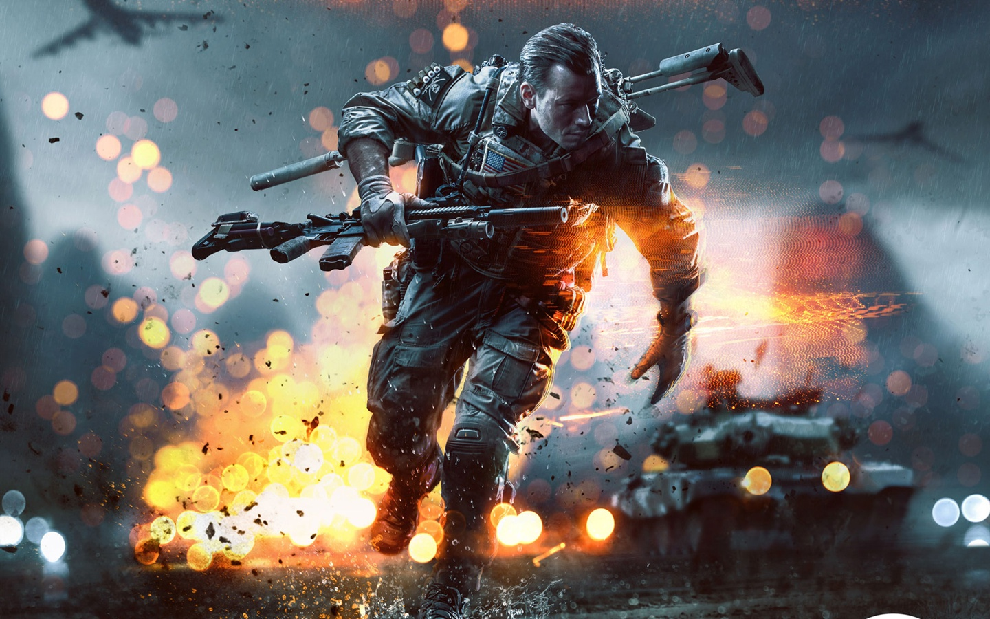 2013 game battlefield 4 wallpaper 1440x900 resolution