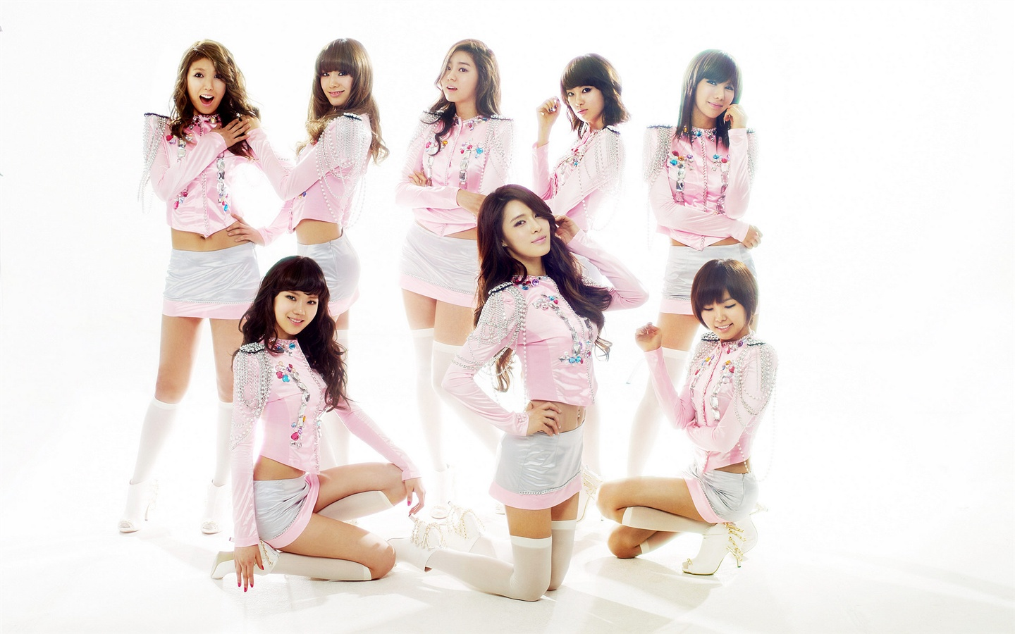 After school south korea asian music girls 05 wallpaper 1440x900