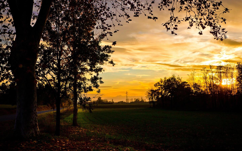 Картинки красивый сентябрьский вечер