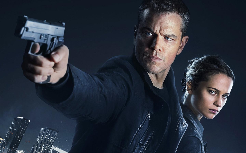 Matt-Damon-And-Alicia-... Matt Damon