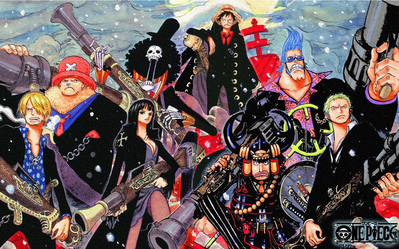 One Piece classic anime 1920x1200 HD