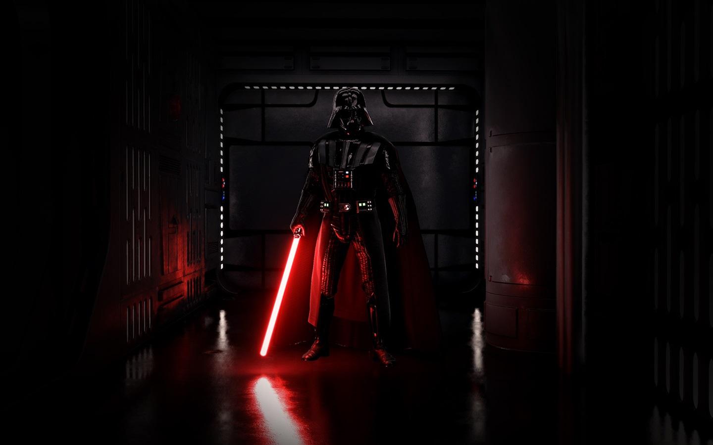 Wallpaper Darth Vader Sword Ea Games Star Wars Battlefront 1920x1080 Full Hd 2k Picture Image