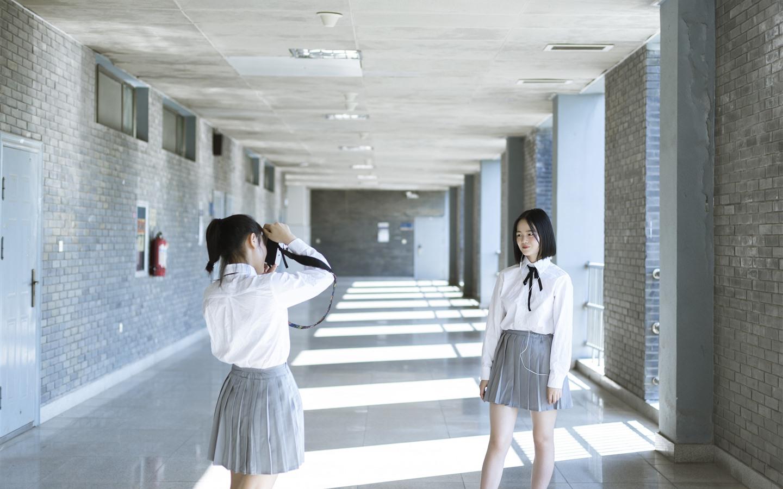Wallpaper School Girls, Photography 3840X2160 Uhd 4K -6603