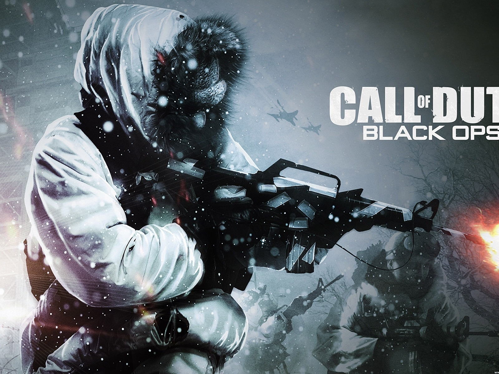 Wallpaper Call Of Duty Black Ops 1920x1200 Hd Picture Image