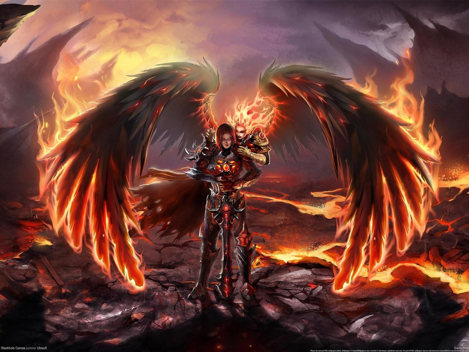 stunning hd fantasy gaming desktop wallpapers fantasy inspiration