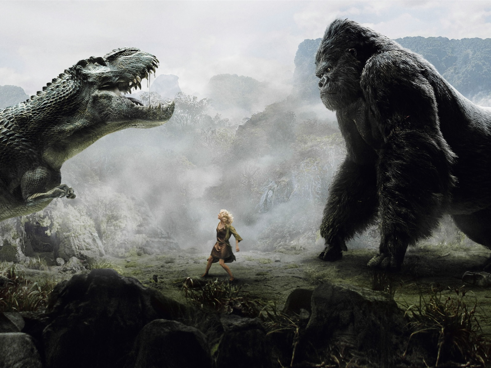 wallpaper king kong hd 2560x1600 hd picture, image