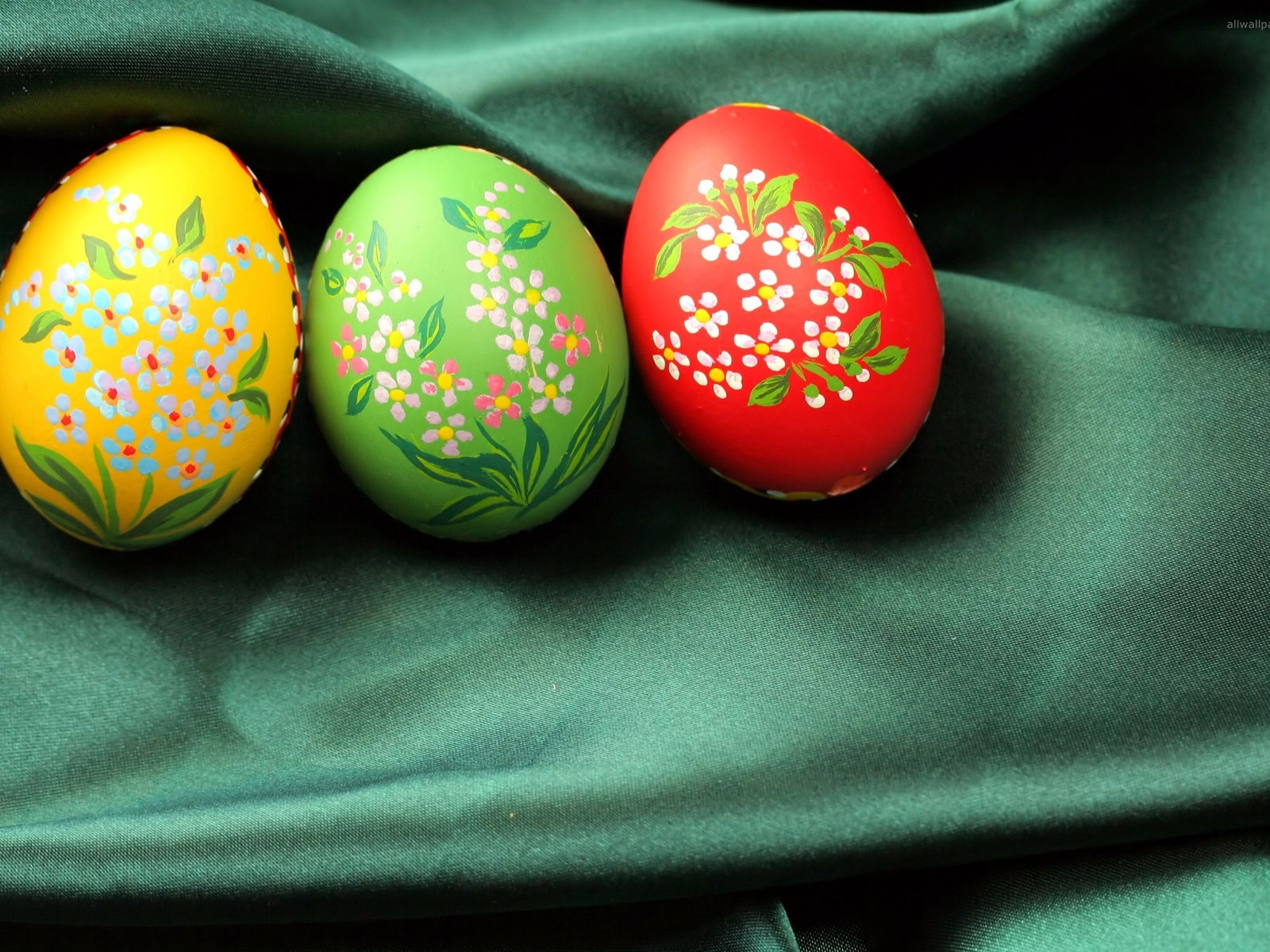 Easter egg artistic wallpaper - 1600x1200